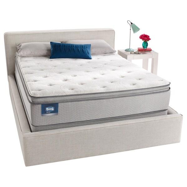 Simmons Beautysleep Titus Pillow Top Twin Xl Size Mattress