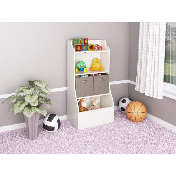 Altra Bookcase With Toy Chest