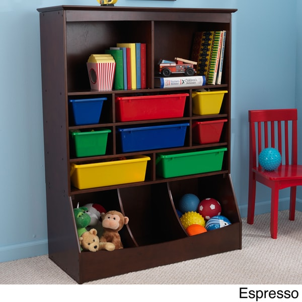 Kidkraft Kid S Wall Storage Unit 15572448 Overstock