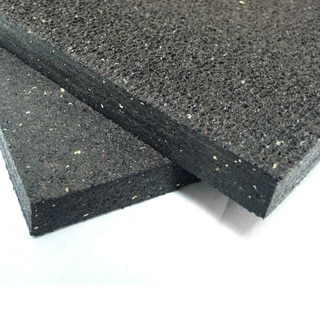 Rubber Cal Recycled Rubber Flooring 1 4 Inch X 4ft Rolls