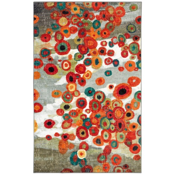 Mohawk Home Tossed Floral Multi Rug 5 X 8 15599999