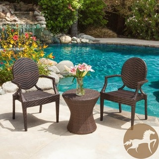 Iron Patio Furniture Overstock Shopping Outdoor