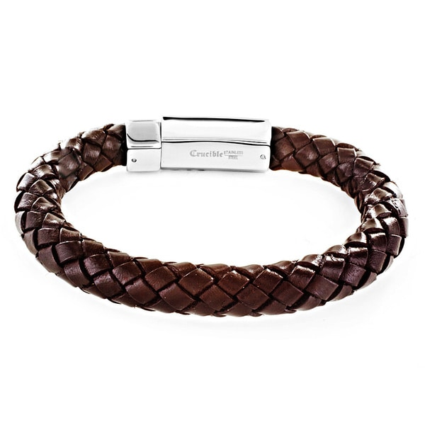 leather bracelet for men - photo #22