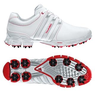 Adidas Golf Tour Atv M Shoes In White Silver