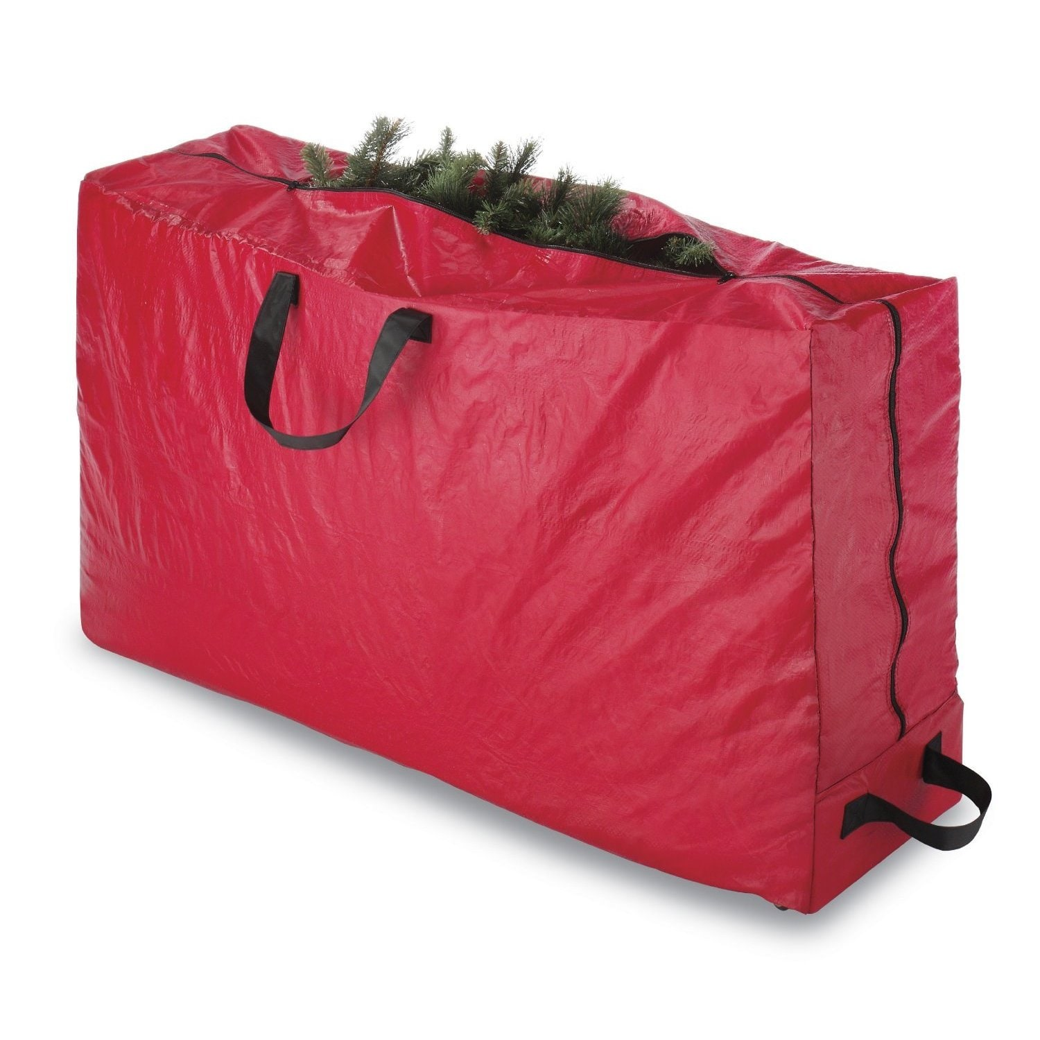 Rolling Storage Christmas Tree Bag - Overstock Shopping ...