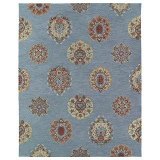 Taq 802 Hand Tufted Wool Amp Art Silk 5 X 8 13911993