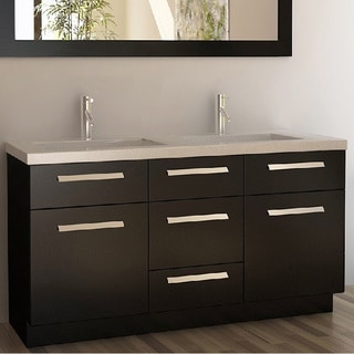 51 60 Inches Bathroom Vanities Amp Vanity Cabinets