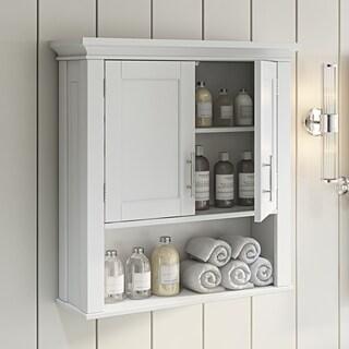 Riverridge Somerset Two Door Wall Cabinet 15630915