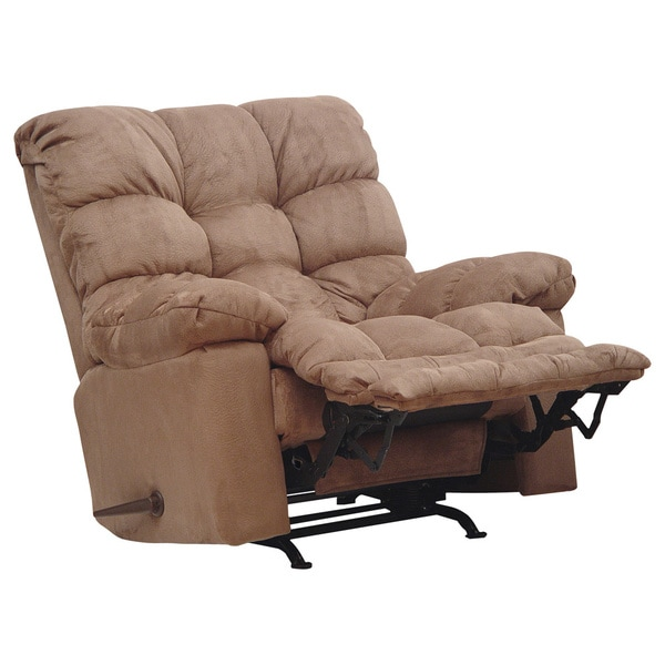 Catnapper Magnum Big Man Saddle Chaise Rocker Recliner