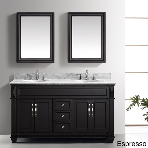 Share email - 60 inch bathroom vanities double sink ...