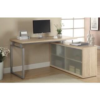 White Corner L Shaped Desk 17601519 Overstock Com Shopping Great