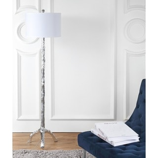 Safavieh Lighting 60 25 Inch Crystal Riga Floor Lamp 16241032 Overstock Com Shopping Great