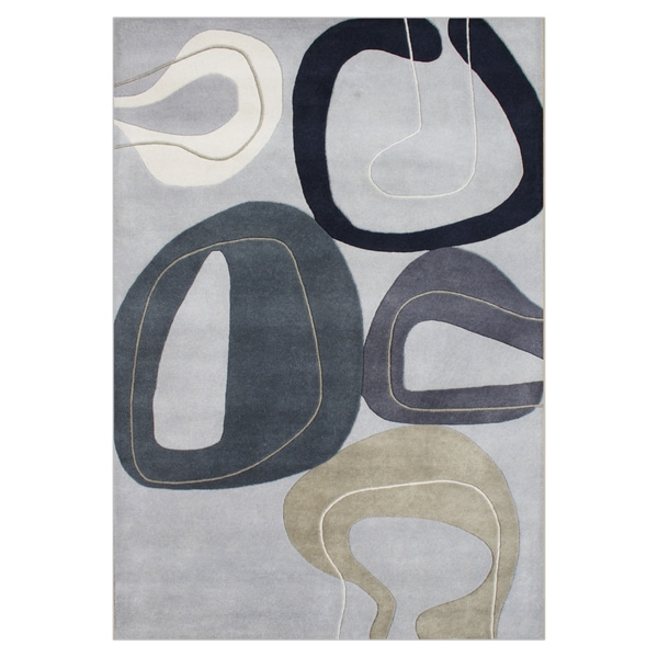 Alliyah Handmade Wind Chime Grey New Zealand Blend Wool