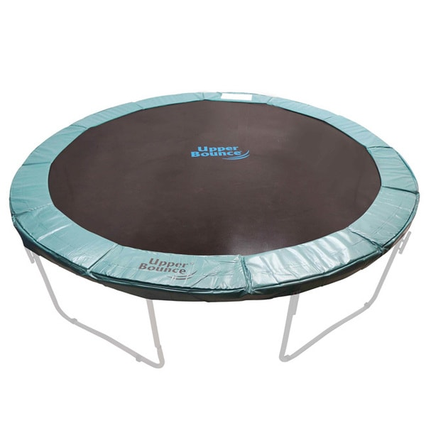Upper Bounce 15 Foot Green Trampoline Safety Pad