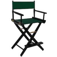 American Trails Wood Extra-Wide Premium 24-inch Counter High Director's Chair