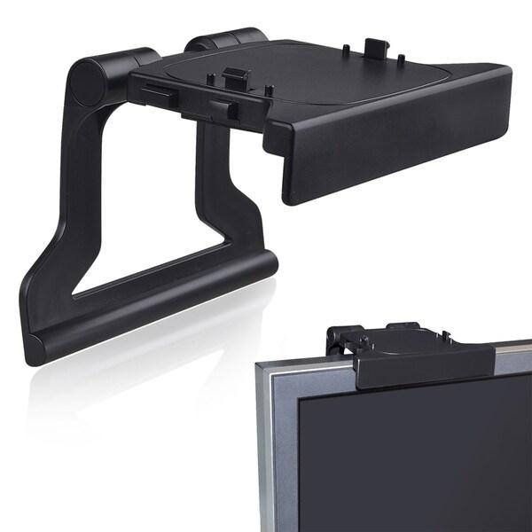 Insten Black Kinect Sensor Mount For Microsoft Xbox 360 Xbox 360 Slim image