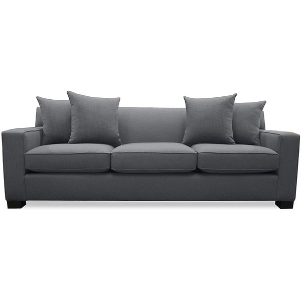 Ashley Furniture Delmar De: Cassandra Premium Linen Sofa