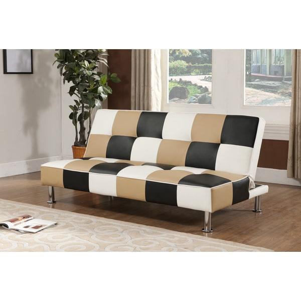 K Amp B Multi Color Klik Klak Sofa Bed