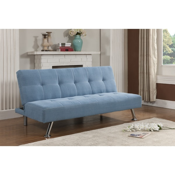 Sofa Bed Deals: K&B Blue Klik Klak Sofa Bed