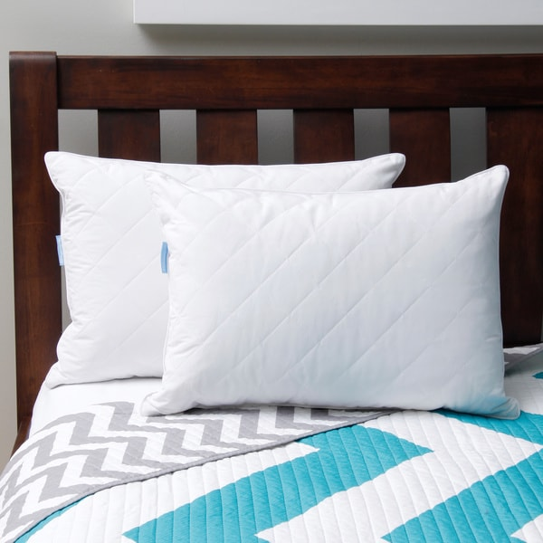 Sealy Posturepedic Feather And Down Pillow Set Of 2