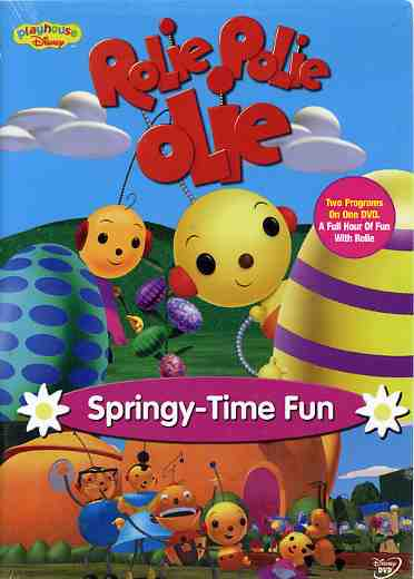 Rolie Polie Olie Dvd Pictures to Pin on Pinterest - PinsDaddy