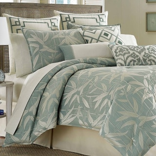 Tommy Bahama Bamboo Breeze 4 Piece Comforter Set With