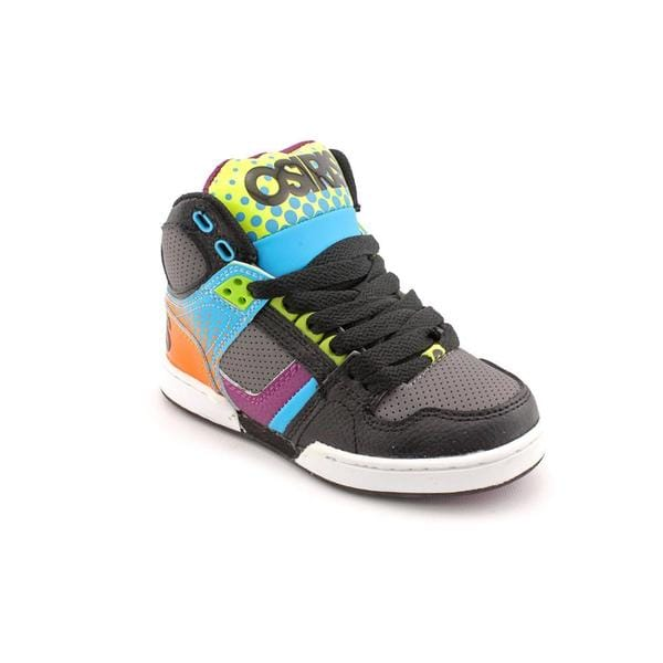 ca01957f53b I see Osiris Boy (Youth) 'NYC 83' Leather Casual Shoes sale at many of the  online store.