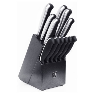 J A Henckels Fine Edge Synergy 17 Piece Knife Block Set
