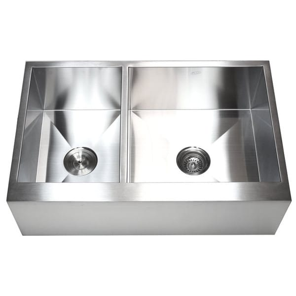 Who Has Stainless Steel Sink Is  Inches Long Kitchen