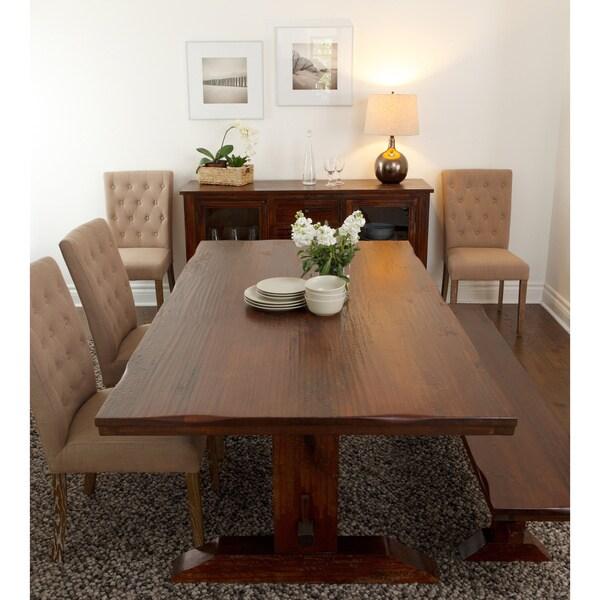 Kosas Home Armada Trestle Table 15774358 Overstock Com