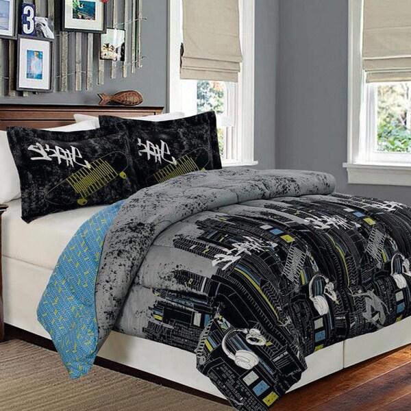 Reversible Skate Comforter Overstock Shopping The Best