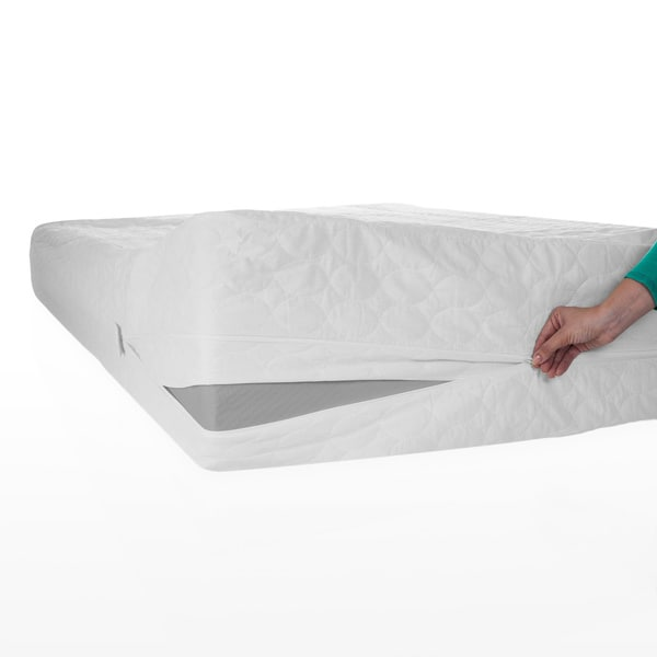 Mattress Toppers Twin Xl Remedy Waterproof Bed Bug Mattress Cover - 15785162 ...
