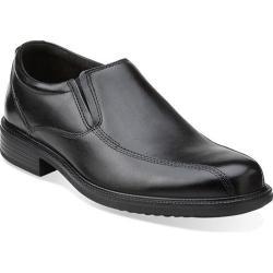 Men's Bostonian Bardwell Step Black Leather