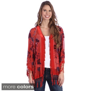 ba42f6e19d4f ... Readers Women s TF5184 Rectangular Reading Glasses · Hot Deal Hand-Made  Embroidered Velvet-and-Silk Unlined Shawl Jacket
