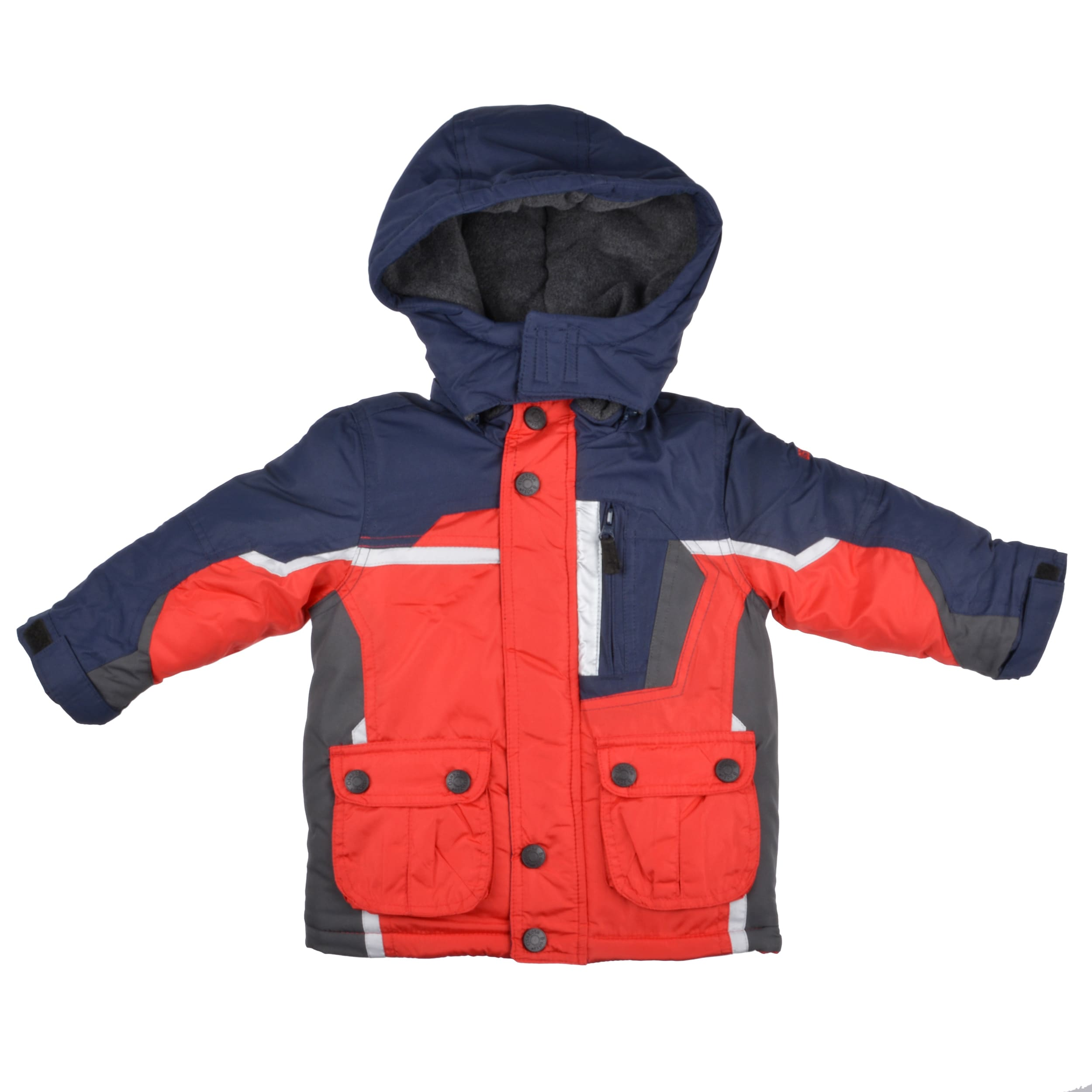 103ee2b0c1a3 Osh Kosh Boys Fleece Lined Hooded Jacket on PopScreen