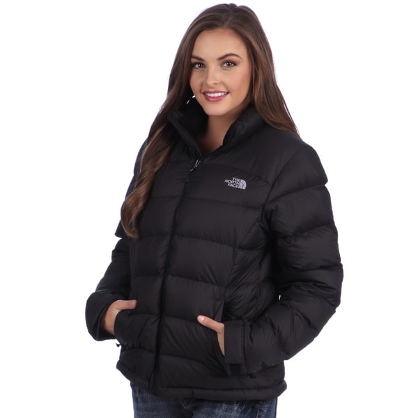 The North Face Women S Black Nuptse 2 Jacket 15789035