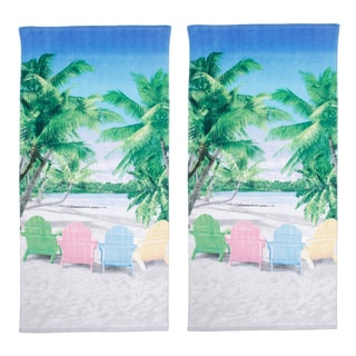 Beach Towels Overstock Shopping The Best Prices Online
