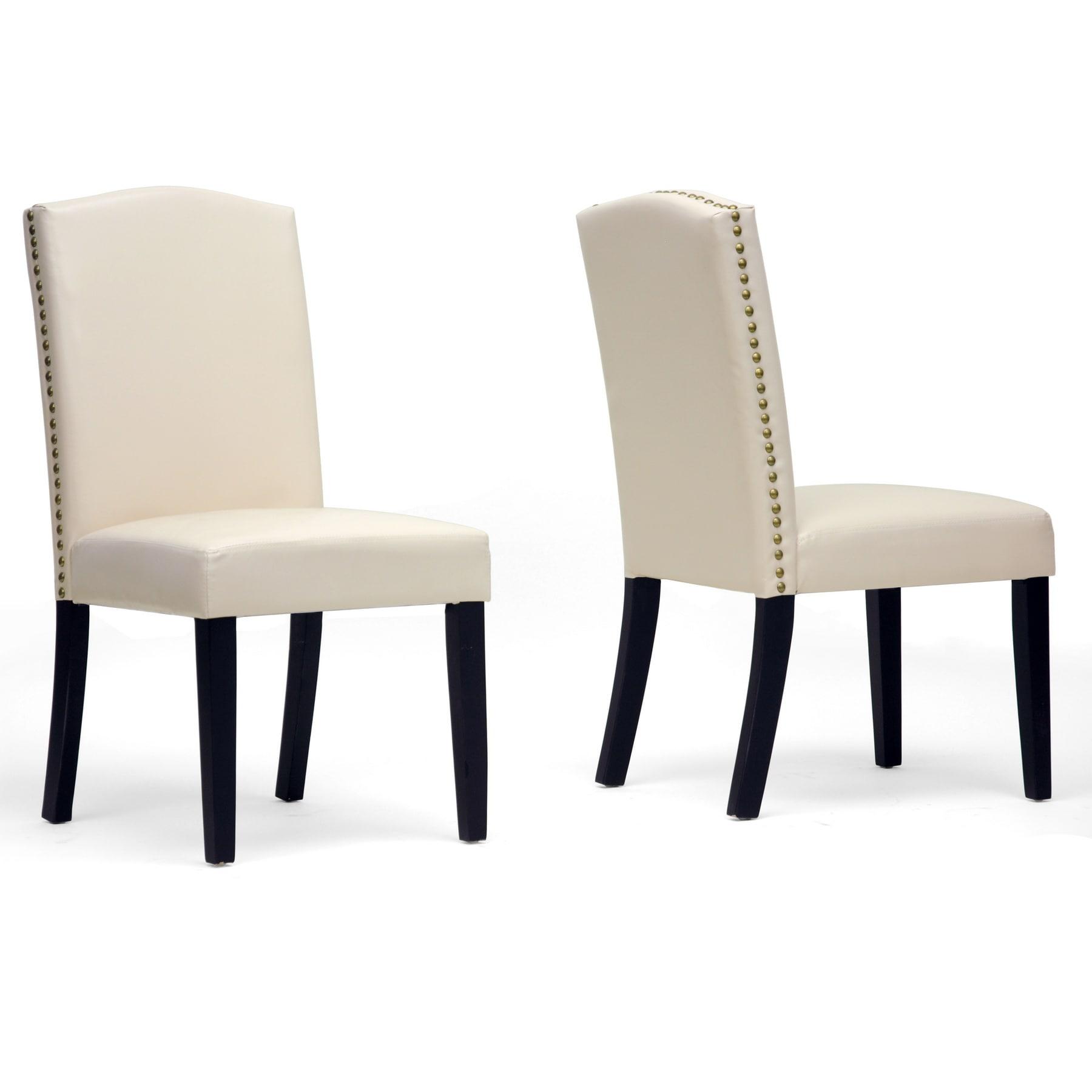 Tribecca Home Tufted Button Back Peat Microfiber Side: Cheap Safavieh Ridge Dark Brown Wicker Side Chairs (Set Of 2