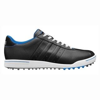 Adidas Men S Adicross Iv Black White Golf Shoes