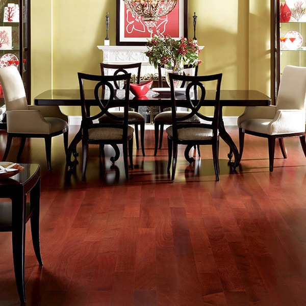 Envi exotic african mahogany engineered hardwood flooring for Hardwood floors 600 sq ft