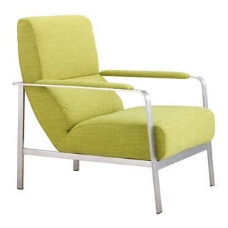 Christopher Knight Home Napoli Lime Green Bonded Leather
