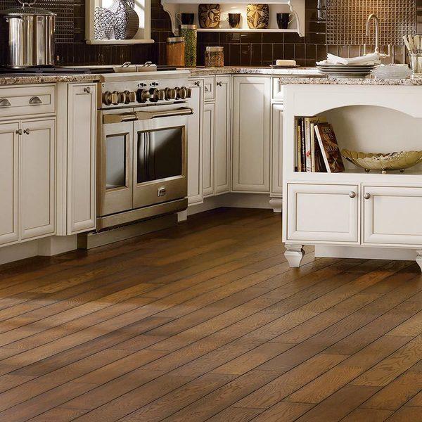 Envi Antique Oak Ez Click Hardwood Flooring 26 05 Sq Ft