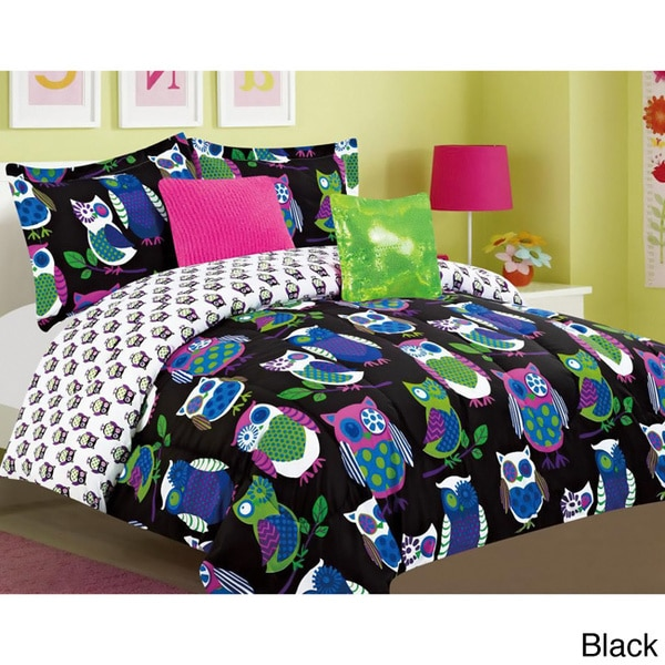 7 Facebook Pages To Follow About Owl Bed Comforters Roole