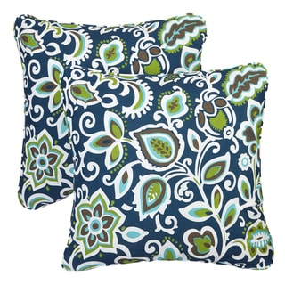 Navy Outdoor Cushions Amp Pillows Overstock Com