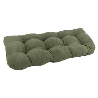 Blazing Needles Indoor Wicker Settee Cushions 11170044