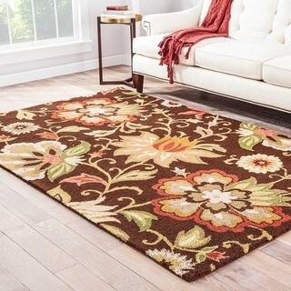 Annie Floral Shag Area Rug 7 10 X 9 10 16676375