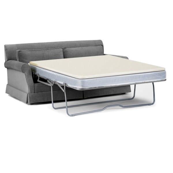 Select Luxury Reversible 1 5 Inch Sofa Bed Sleeper Memory