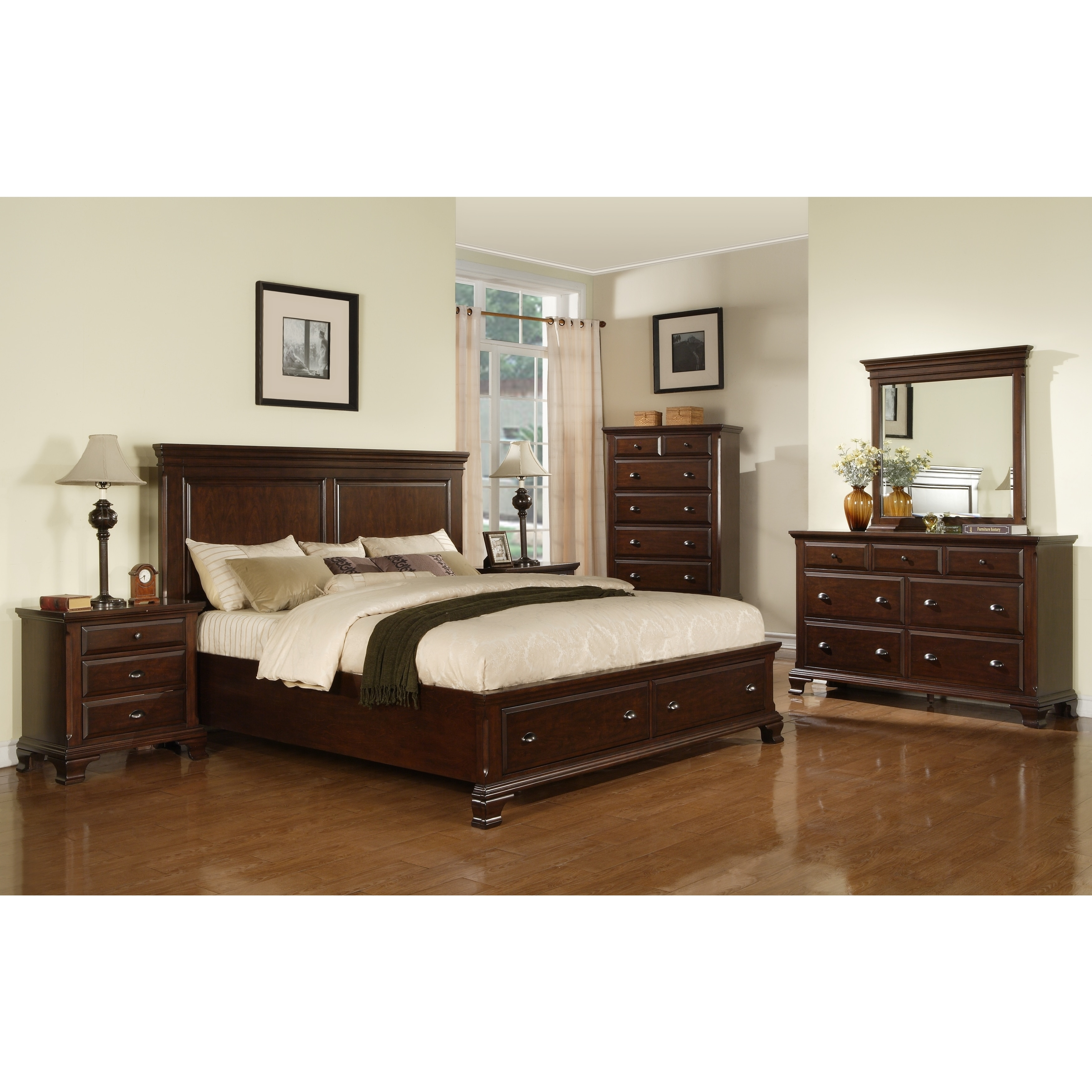 #1Cheap Torino 5-piece Bedroom Set