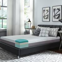 Slumber Solutions Choose Your Comfort 10-inch King-size Gel Memory Foam Mattress