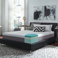Slumber Solutions Choose Your Comfort 12-inch King-size Gel Memory Foam Mattress